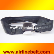 Type B Airplane aircraft seat safety belt extender extension