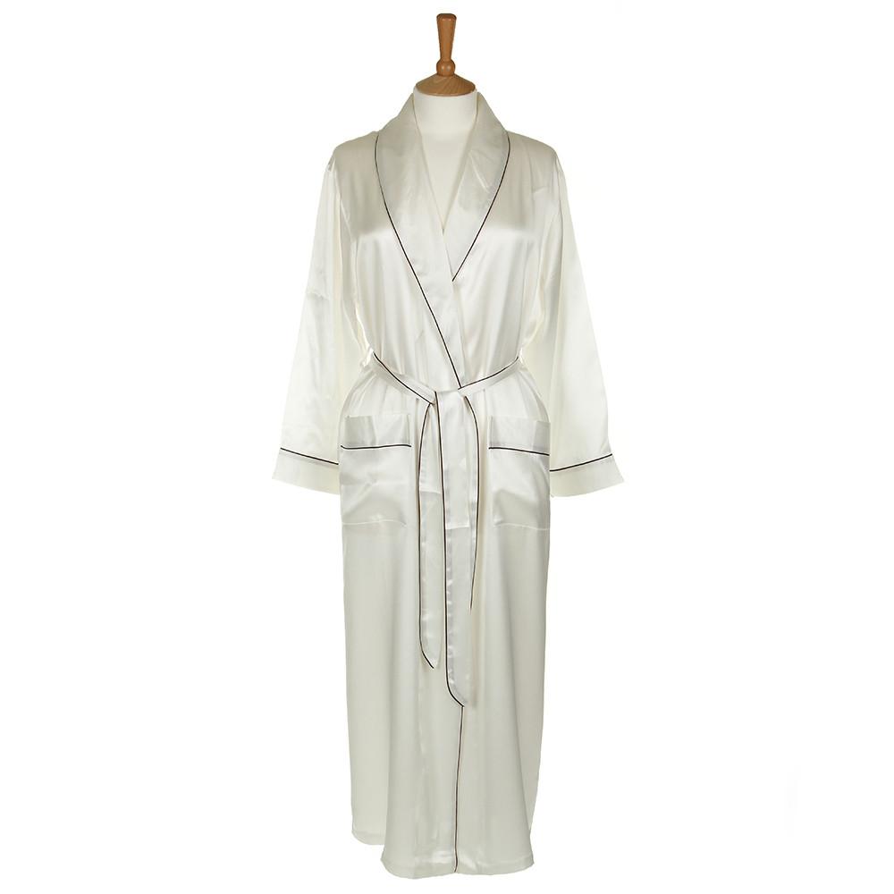 f9969a43d2 Women Pure Silk Dressing Gown -wholesale