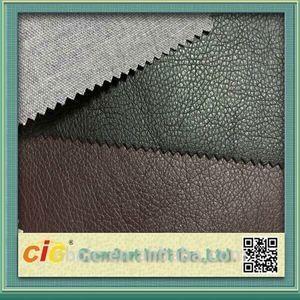 PVC synthetic leather roll