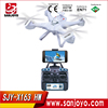 RC quadcopter intruder ufo remote control High hold mode drone wifi camera drone SJY-X163HW