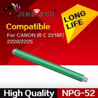 high quality NPG-52 OPC drum compatible for Canon NPG-52 IR C 2218F 2220 2225 2230 2020 2025