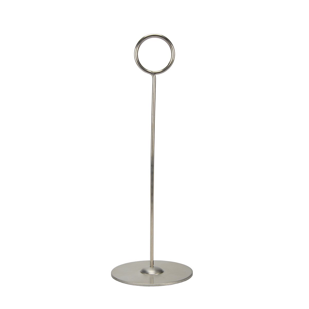 """Yeahfits 12pcs Customization Table Number Holder Table Card Holder Table Number Stand Place Card Holder Table Photo Holders 8"""""""