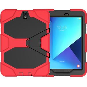 Kids Proof 3 in 1 Case for Samsung Galaxy Tab Tablet S3 9.7 with Stand