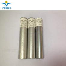 nano electrostatic epoxy shiny silver powder coating