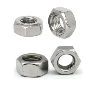 Stainless Steel Hex Nut Cap Lock Nut Fastener