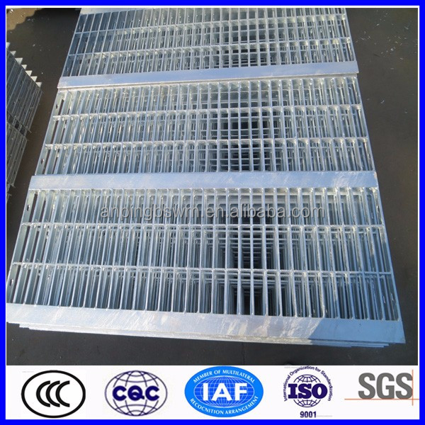 expanded metal decking size grating