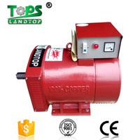 Alternator brush and brushless type electric generator dynamo from 3 kw to 2000kw