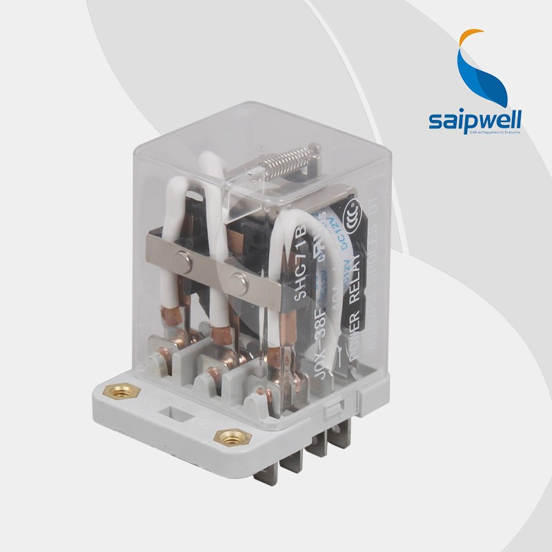 Saip / Saipwell exquisite manufacture and hot sale lr2 d13 thermal relay and power relay