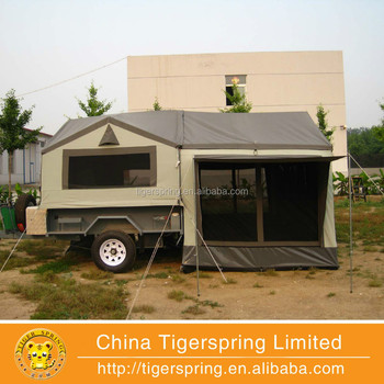 luxury leisure portable c&ing trailer tent for 7x4 and 9x4 off road trailer & Luxury Leisure Portable Camping Trailer Tent For 7x4 And 9x4 Off ...