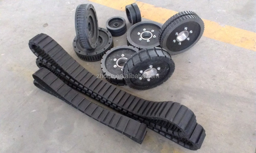 Produce Robot Rubber Tracks Robot Rubber Tracks Buy