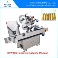 Can be customized excellent economy automatic vial labeling machine for 10ml small round bottle