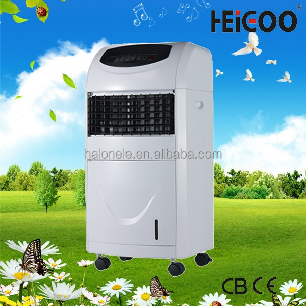 Moto Cooling Fan Type Electric Water Stand Air Cooler Fan