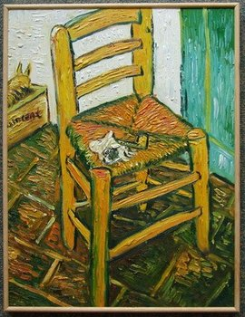 Van Gogh-Chair Paintings & Van Gogh-chair Paintings - Buy Paintings Product on Alibaba.com