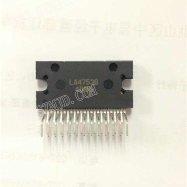 Amplificador de energía Audio IC LA47536