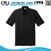 Men Style Fit 35% Polyester 65% Cotton European Size Polo Shirt