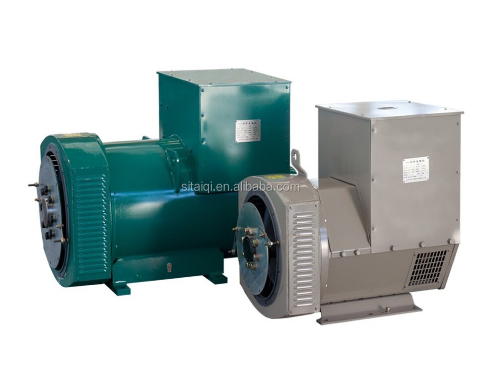 100% Copper Wire Single Phase / Three Phase Copy Stamford Alternator Used for Diesel Generator