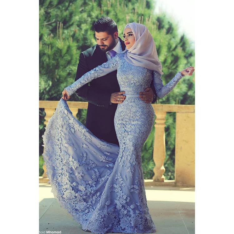 Großhandel brautkleid hijab Kaufen Sie die besten brautkleid hijab ...
