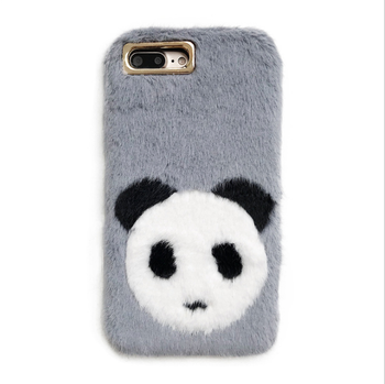 new style cdce1 59007 Korean Style Colorful Fuzzy Fur Cute Panada Mobile Cell Phone Cases - Buy  Panda Phone Case,Fur Phone Case,Fur Cell Phone Case Product on Alibaba.com