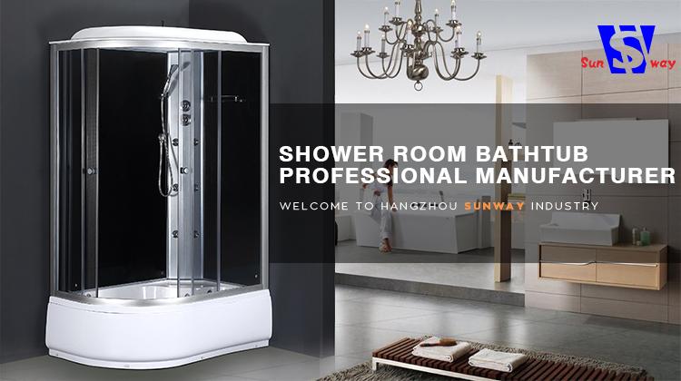 90x90x1950mm New mini compact shower enclosure