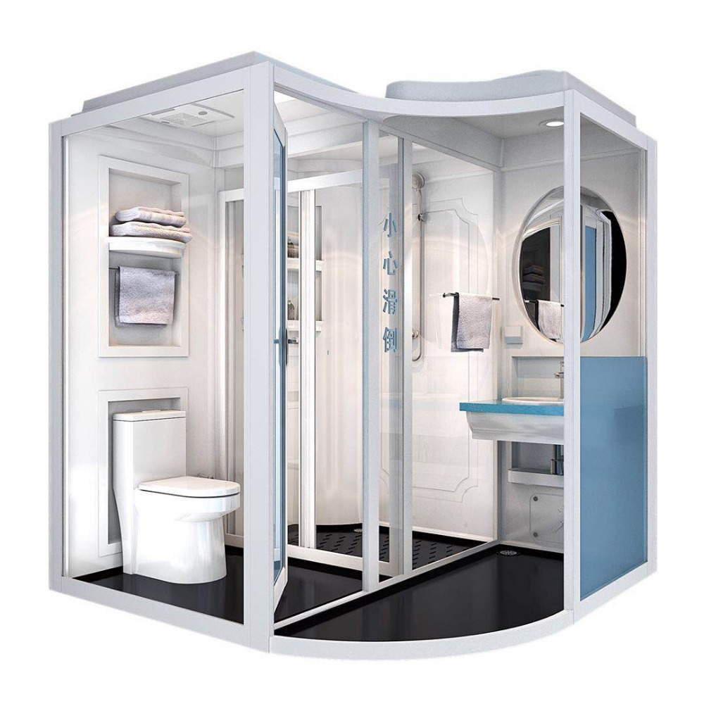 China Modular Bathroom, China Modular Bathroom Manufacturers and ...