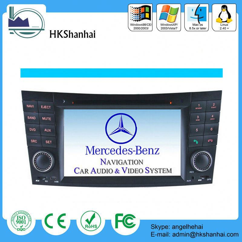 most popular products mercedes w211 car dvd / mercedes w211 car audio goods from china