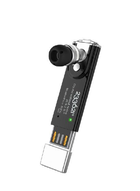 Bluetooth гарнитура музыка стерео наушники с шумоподавлением мини-ультра-тонкие тонкий USB зарядка металла 233621 B300 Lite