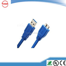 Factory price h p usb printer cable A male to B male usb data cable
