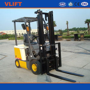 Electric Battery Forklift Truck 1.5 Ton TCM Quality