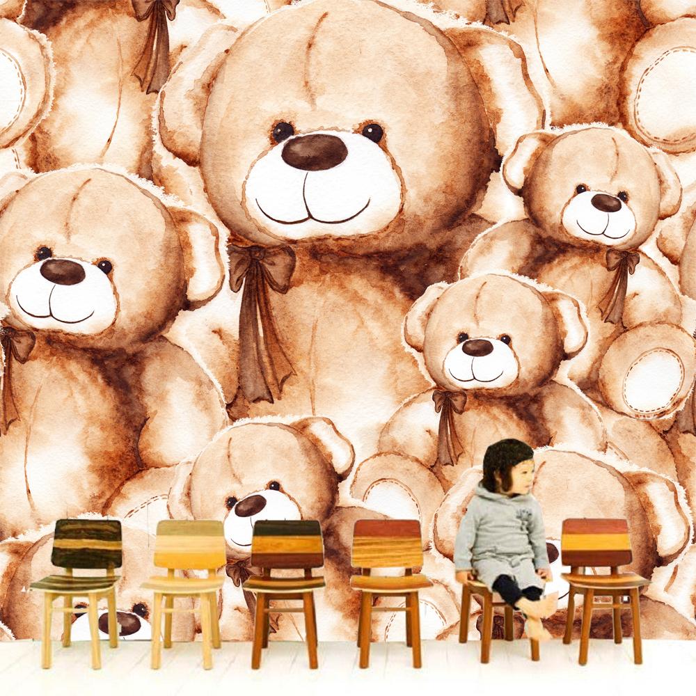40 Gambar Beruang Karikatur