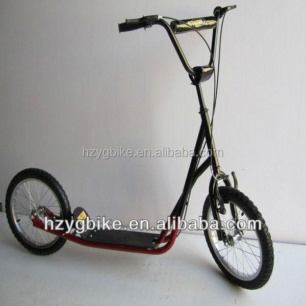 Bicicleta do bmx big wheel patinete para adultos scooter for Big wheel motor scooter