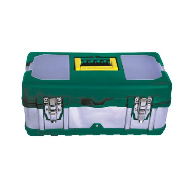 Berrylion Tools Super Durability Stainless Steel Truck Tool Box