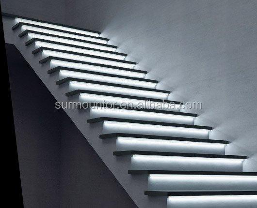 nez de marche led profil up down clairage buy product. Black Bedroom Furniture Sets. Home Design Ideas