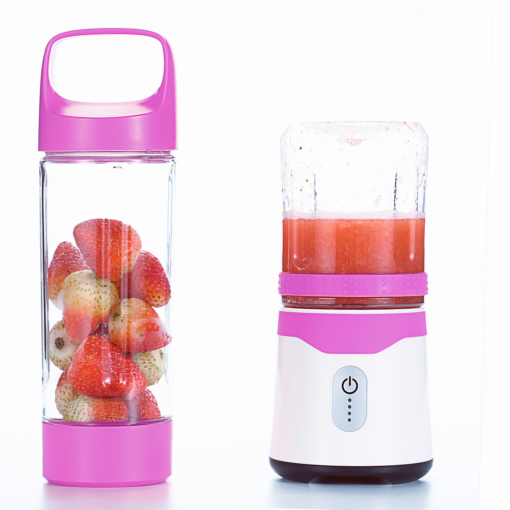 2 in 1 350ml / 500ml 4000mah 7.4v electric portable blender <strong>citrus</strong> <strong>juicer</strong>