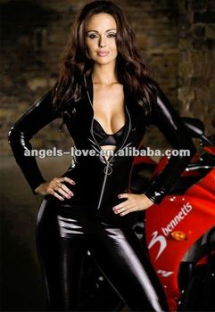 4e1e97622a321 Wholesale Fashion Sexy Pvc Lingerie