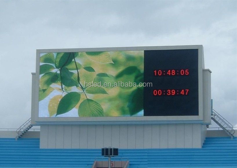 factory directly wholesale with good price vehicle mounted led displays