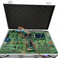 Didactic Electronic Lab Equipment PIC Innovative Experiment Development Training Kit, Microcontroller trainer