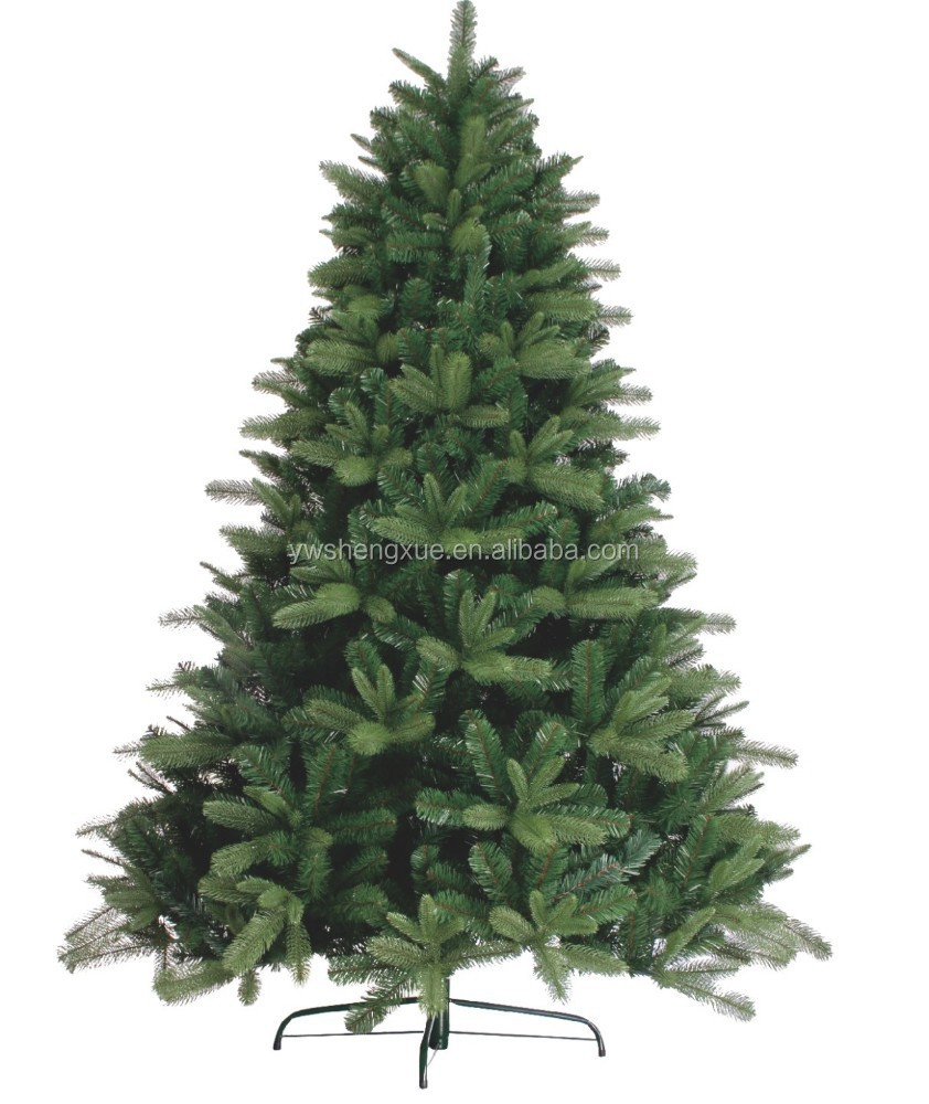 Wholesale PVC & PE Christmas Decoration Artificial Plastic Christmas Tree