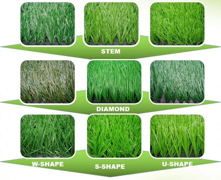 Top Quality Sport Flooring and Soft Artificial Grass for Football