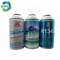 Cooling Gas Refrigerant R134a in High Purity for Auto Air Conditioning Car Use Pure R134a Refrigerant Gas