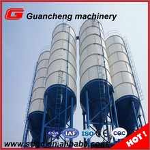 Customized cement fly ash storage silo bunker sale in Indonesia