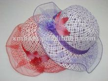 fashion children summer straw hat for promotion