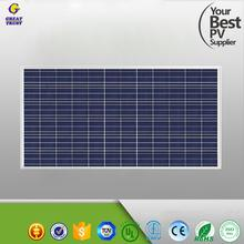 270w poly solar panel japan made in China