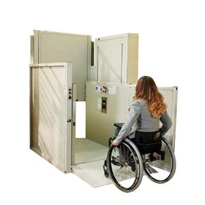 Vertical Wheelchair Lift Indoor