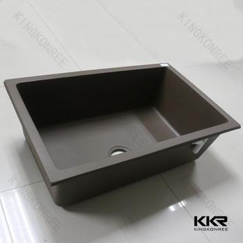 brown color durable quartz stone kitchen sinks kitchen sinks price - Kitchen Sinks Price