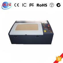 Laser rubber stamp engraving machine 3040 40w laser cutting price