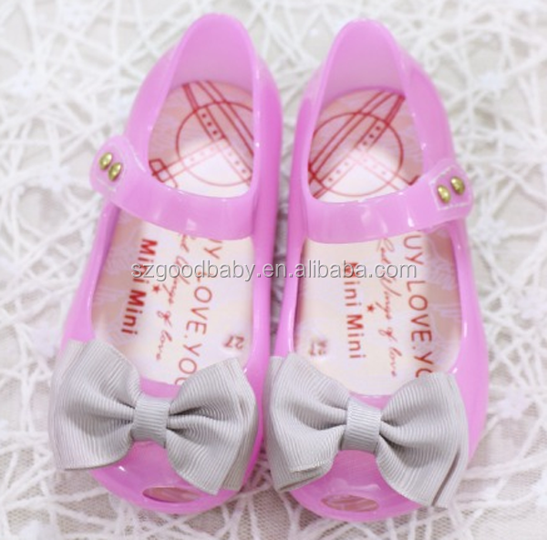 Baby Jelly Shoes Lead