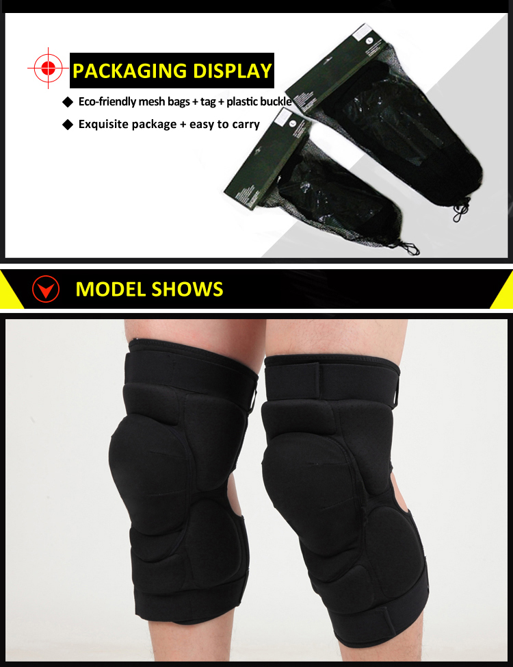 High Quality Protective Knee Pad 7