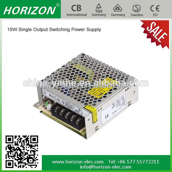 with ce rohs approved 50/60 hz small size of power supply switching power supply 5v 12v 15v 24v