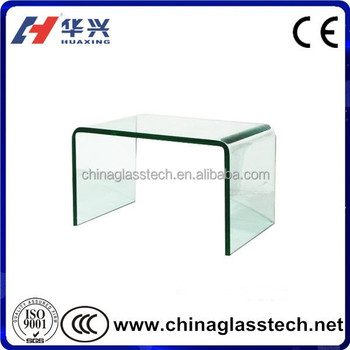 CE/AS2047 white or colorful decorative tempered glass countertops