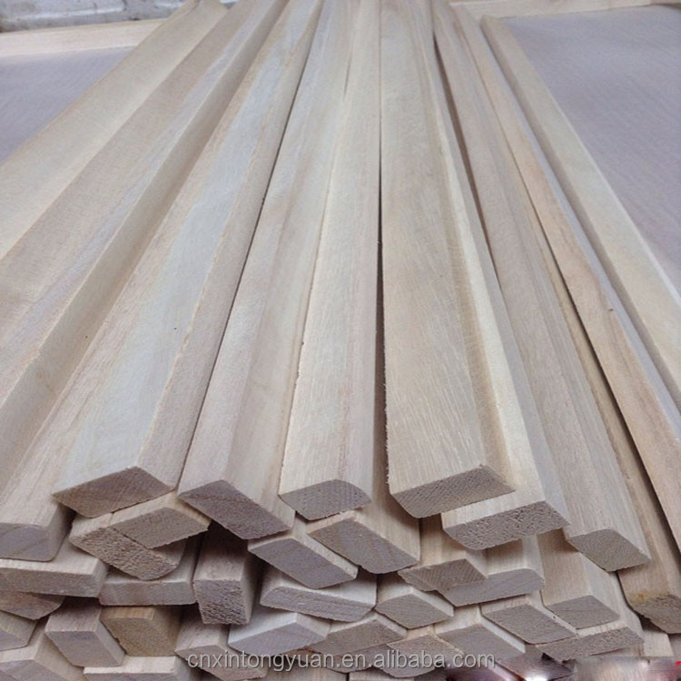 Factory Natural Timber Wooden Paneling Strips | Timber Strip Panelling